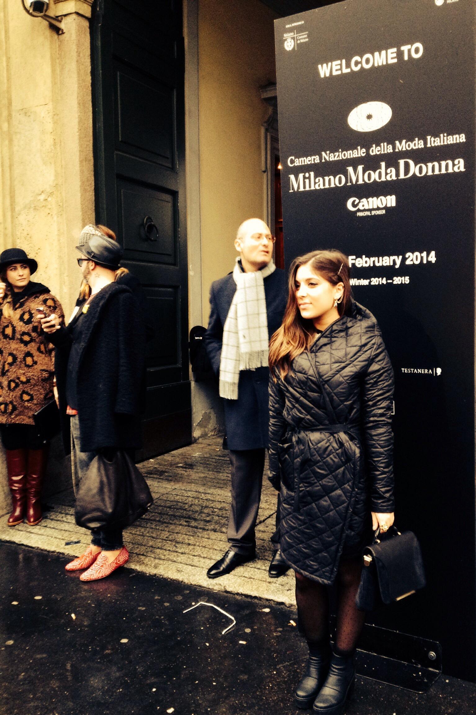 Chic-Snap, Milano, Rain-Check Coat